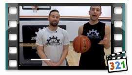 Basketball Drills for Dribbling - In and Out Dribble Mastery_TakMb.ir