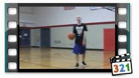 How To Dribble A Basketball BETWEEN THE LEGS BETTER! Basketball Moves For Beginners_TakMb.ir