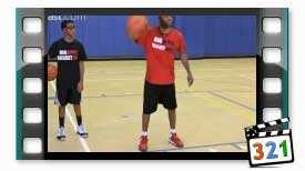 How to Do a High Dribble _ Basketball Moves_TakMb.ir