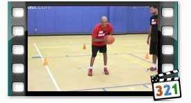 How to Do a Reverse Dribble _ Basketball Moves_TakMb.ir