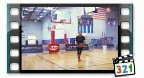 How to - Finish At The RIM!!! Daily 3 Minute LAYUP ROUTINE (Basketball Training Drills AT HOME)_TakMb.ir