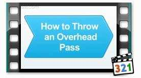 How to Throw an Overhead Pass _ Basketball Moves_TakMb.ir