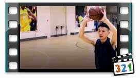 The Two-Handed Overhead Pass _ Basketball_TakMb.ir