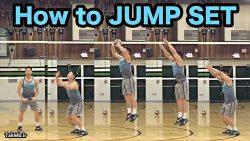 آموزش پاس با پرش در والیبال - قسمت 5-5