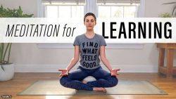 آموزش یوگا برای یادگیری بهتر
