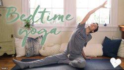 آموزش حرکات یوگا برای خواب