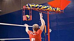 معرفی چند دستگاه جالب برای انواع تمرین والیبال